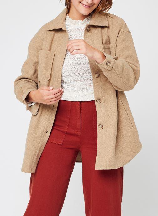Vêtements Accessoires Vikimmi Shirt  L/S Jacket - Noos