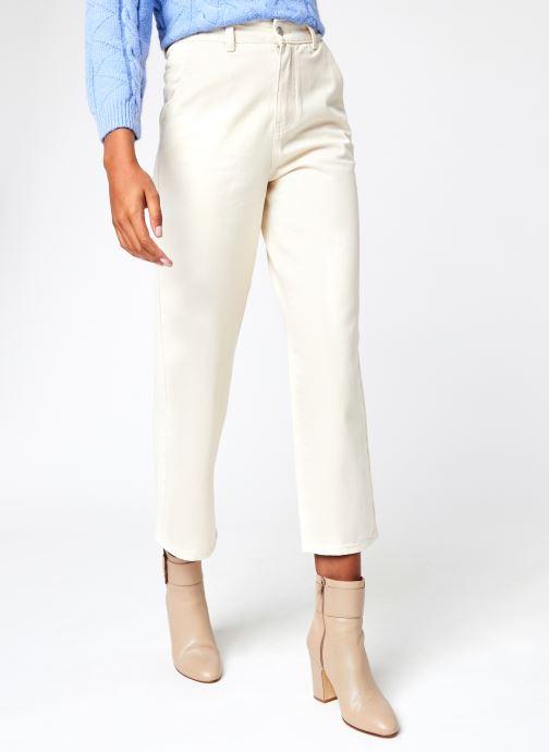 Kleding Accessoires Vizendra Hw Cropped Wide Jeans