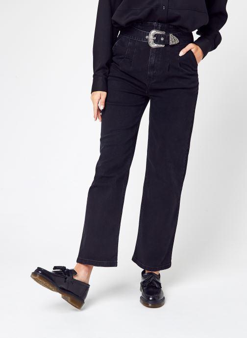 Vêtements Accessoires Viclaudia Crow Hw Wide Jeans/C17