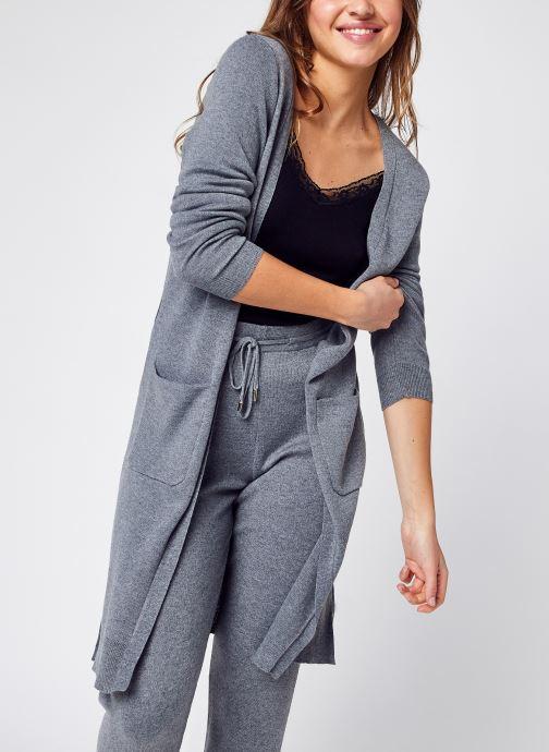 Kleding Accessoires Vimarla Belt L/S Knit Cardigan/Su