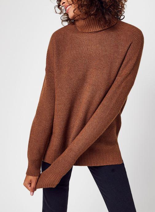 Abbigliamento Accessori Viril Rollneck L/S Knit Top
