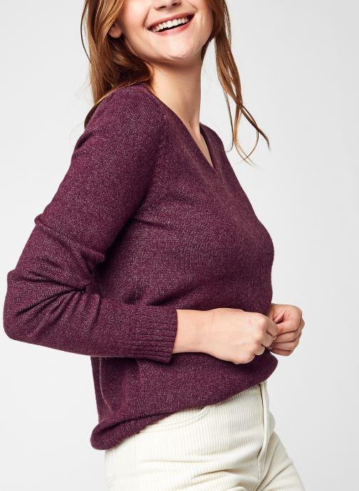 Vêtements Accessoires Viril V-Neck L/S  Knit Top - Noos