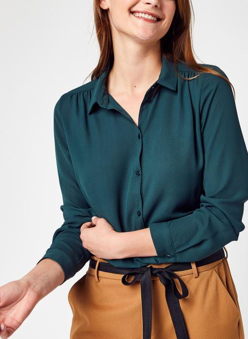 Kleding Accessoires Vilucy Button L/S Shirt - Fav