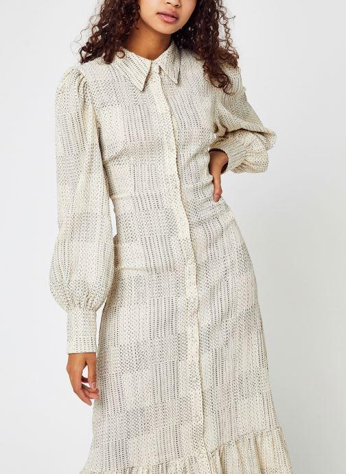 Vêtements Accessoires Viemani L/S Midi Shirt Dress