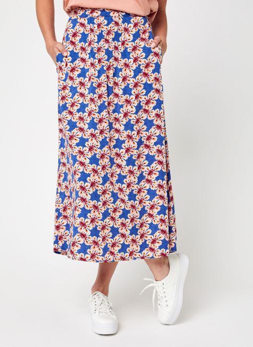 Vêtements Vila Vijeanie Hw Ankle Skirt/Su/C17 Bleu vue détail/paire