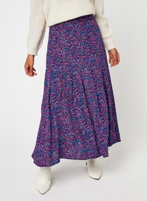 Vêtements Accessoires Viriko Mala Hw Midi Skirt/Su/C18