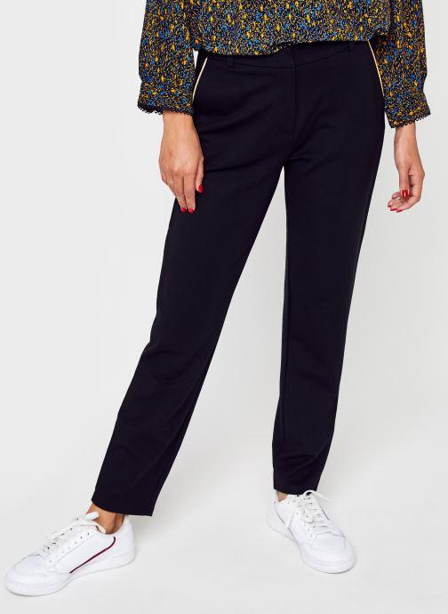 Vêtements Vila Viclass Piping Rw Pant/Su - Noos Noir vue détail/paire