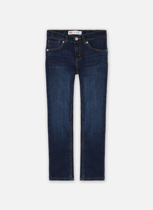 Vêtements Levi's Lvb-510 Skinny Fit Jeans Bleu vue détail/paire
