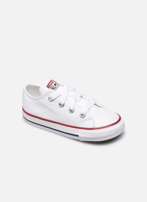 Sneaker Converse Chuck Taylor All Star Core Ox E weiß detaillierte ansicht/modell