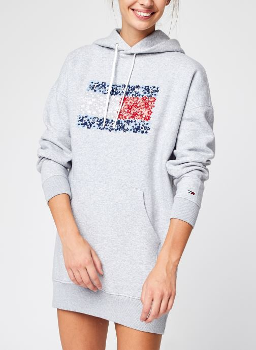 Ropa Accesorios Tjw Floral Flag Hoodie Dress