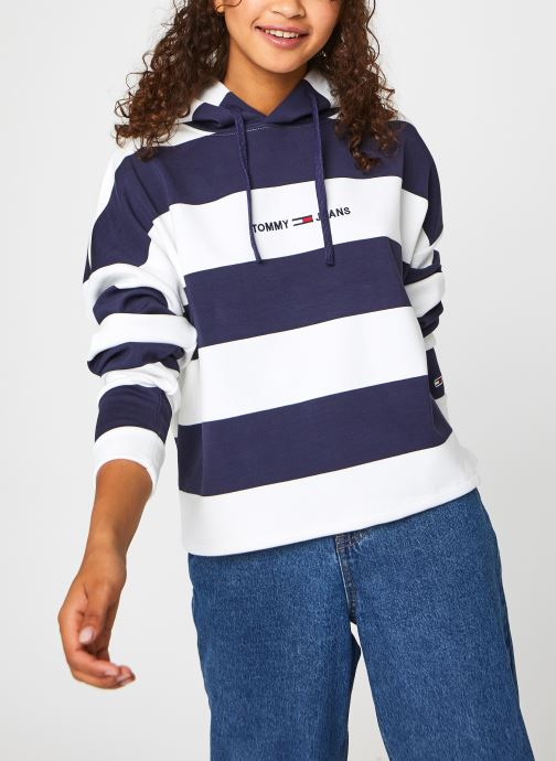 Ropa Accesorios Tjw Bxy Linear Stripe Hoodie