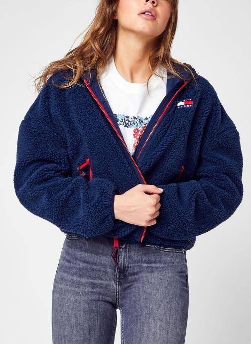 Abbigliamento Accessori Tjw Sherpa Hooded Jacket