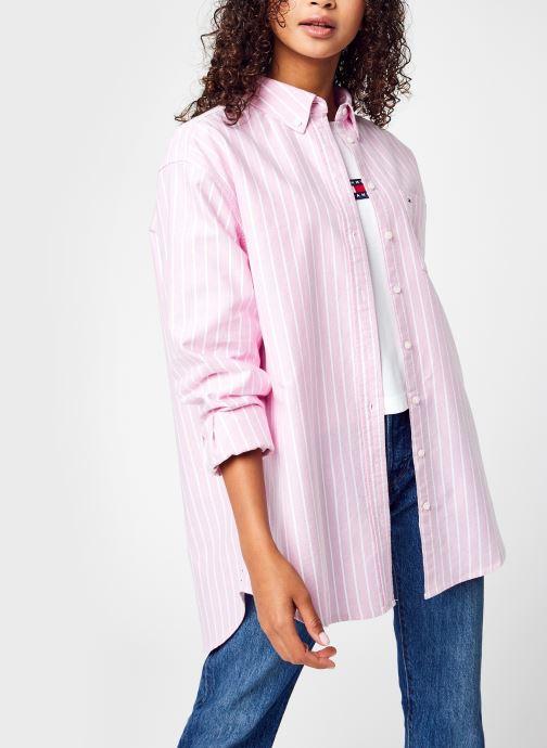 Kleding Accessoires Tjw Relaxed Stripe Shirt