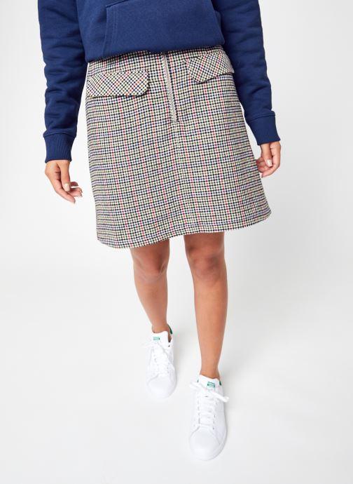 Vêtements Accessoires Tjw Check Zip Mini Skirt