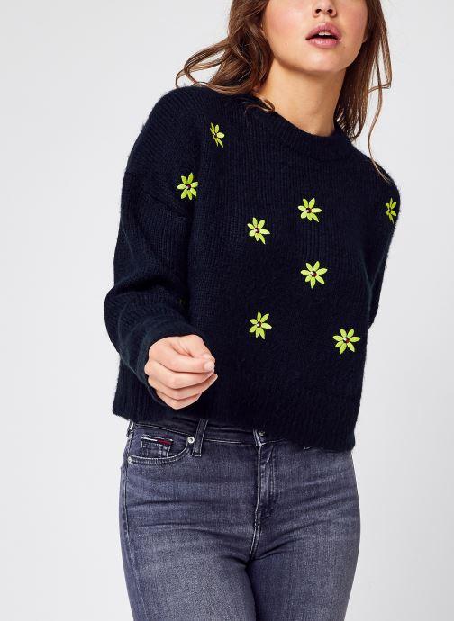 Kleding Accessoires Tjw Floral Critter Sweater