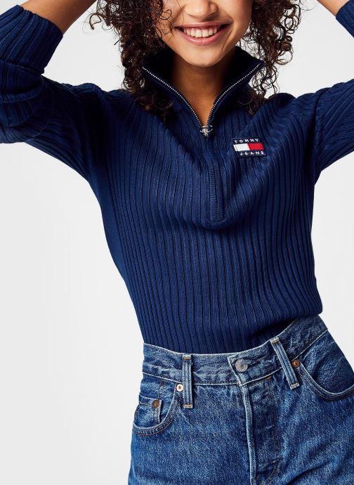 Vêtements Accessoires Tjw Half Zip Thru Sweater