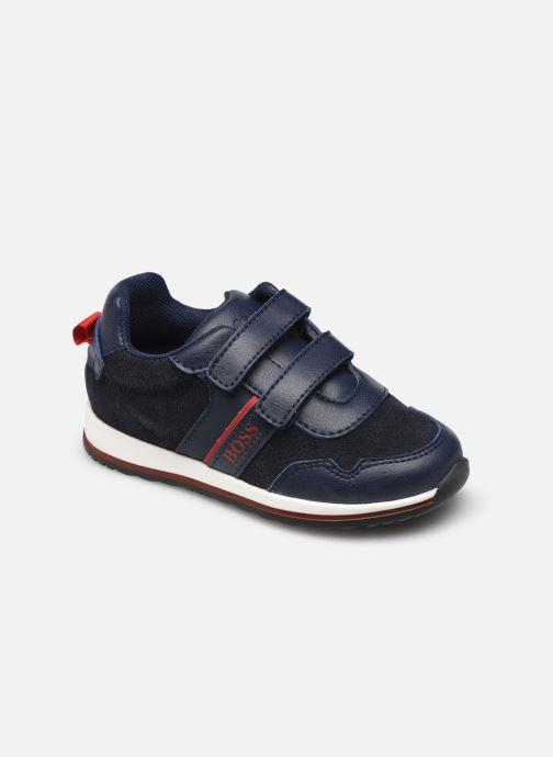 Sneaker BOSS J09159 blau detaillierte ansicht/modell