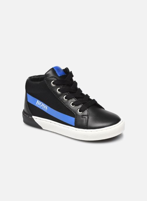 Sneaker BOSS J09162 schwarz detaillierte ansicht/modell