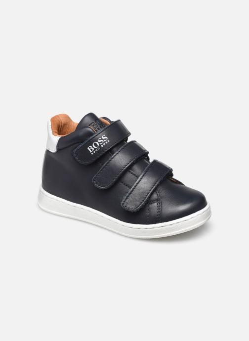 Sneaker BOSS J09163 blau detaillierte ansicht/modell