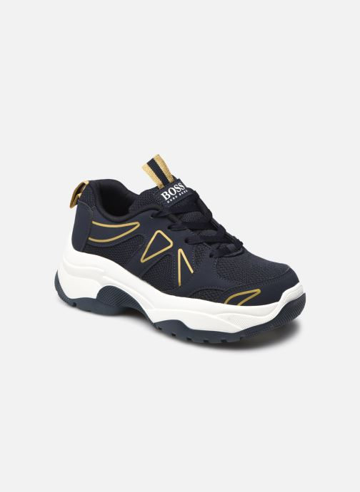 Sneaker BOSS J19057 blau detaillierte ansicht/modell