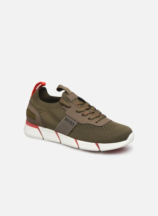 Sneaker BOSS J29265 grün detaillierte ansicht/modell