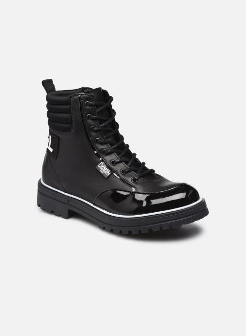 Stiefeletten & Boots Karl Lagerfeld Z19063 schwarz detaillierte ansicht/modell