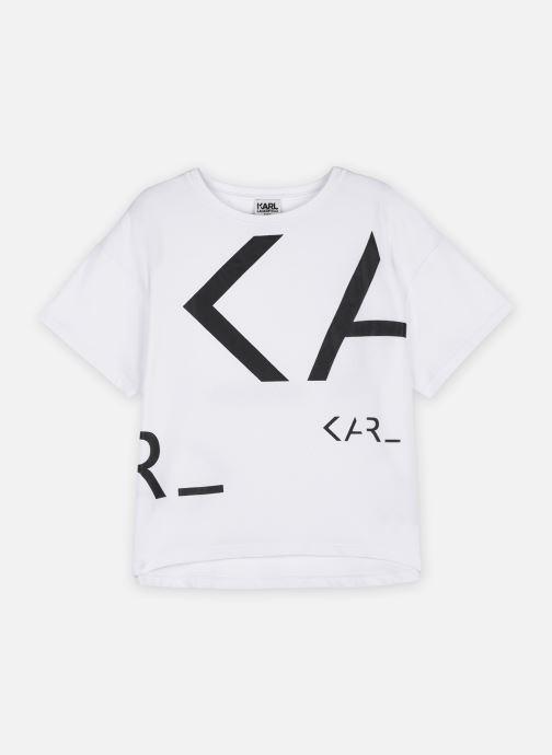 Vêtements Karl Lagerfeld Z15321 Blanc vue détail/paire