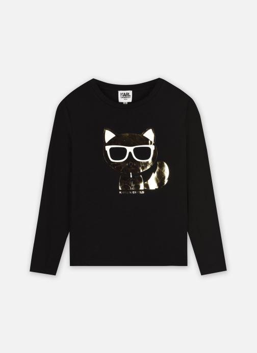 Vêtements Karl Lagerfeld Z15324 Noir vue détail/paire