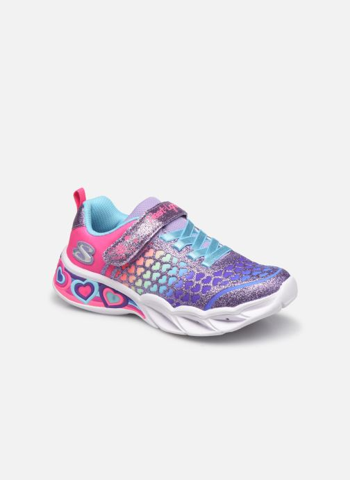 Sneakers Børn SWEETHEART LIGHTS LOVELY COLORS - Lighted Gore & Strap