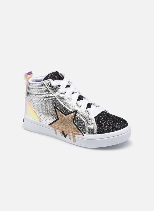 Sneaker Kinder HI-LITE - Metallic Mid-Top Lace Up Sneaker