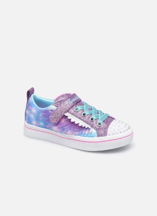 Sneaker Kinder TWI-LITES 2.0 UNICORN SKY - Lighted Wing Gore & Strap Sneaker