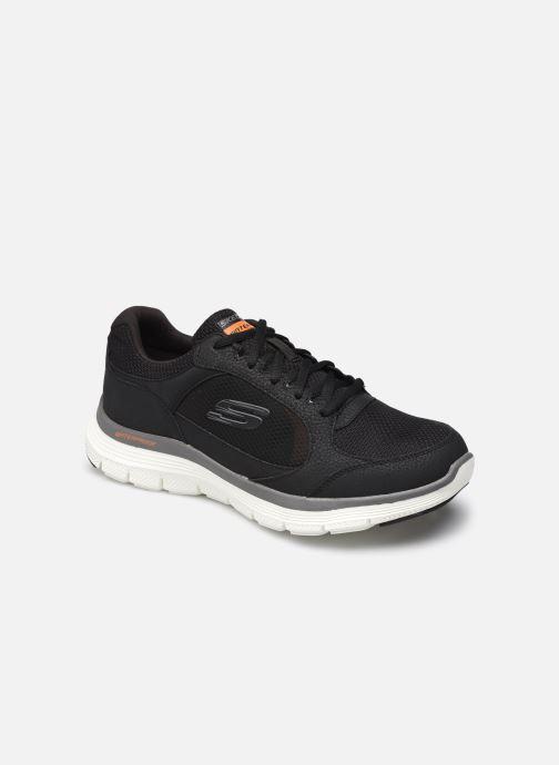 Zapatillas de deporte Skechers FLEX ADVANTAGE 4.0 Negro vista de detalle / par