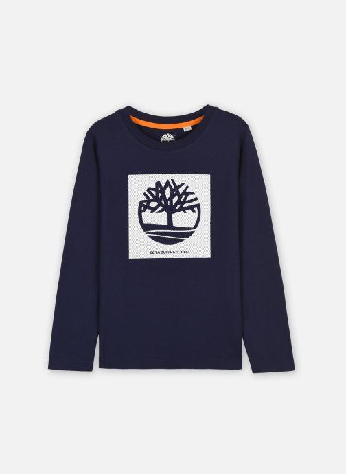 Vêtements Timberland T25S37 Bleu vue détail/paire