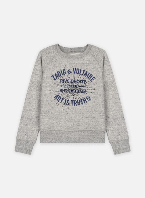 Vêtements Zadig & Voltaire X15313 Gris vue détail/paire