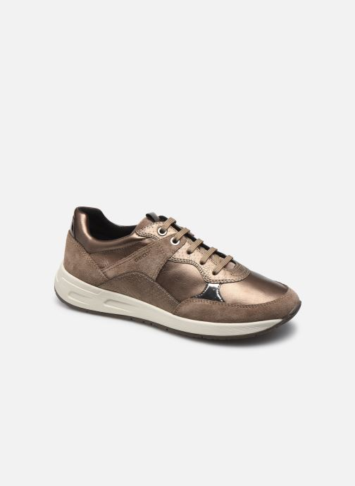Sneaker Geox D BULMYA D15NQB beige detaillierte ansicht/modell