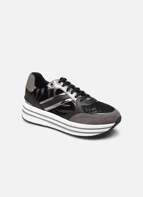 Sneaker Geox D KENCY D16QHB grau detaillierte ansicht/modell