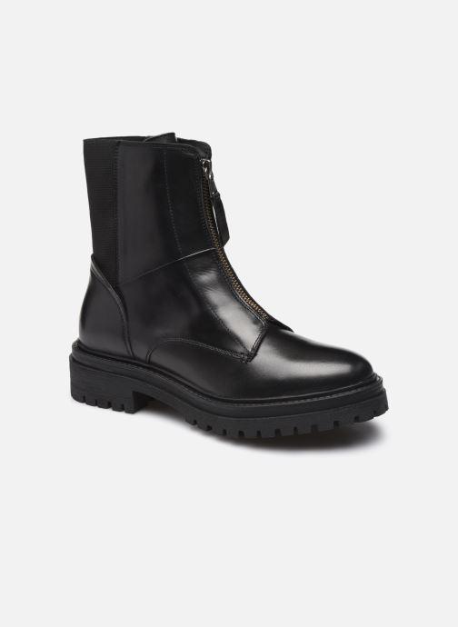 Stiefeletten & Boots Geox D IRIDEA D16HRD schwarz detaillierte ansicht/modell