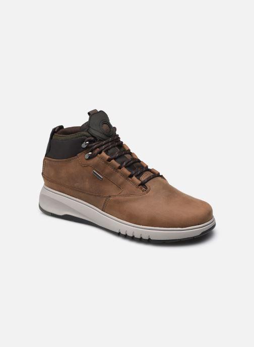 Stiefeletten & Boots Geox U AERANTIS 4X4 B ABX U04APA braun detaillierte ansicht/modell