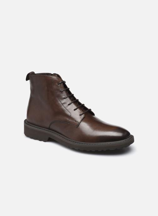 Stiefeletten & Boots Geox U CANNAREGIO  U16DRC braun detaillierte ansicht/modell