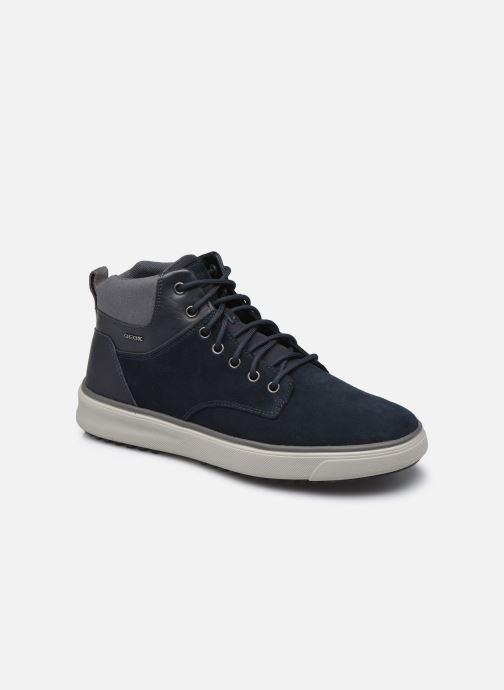 Stiefeletten & Boots Geox U CERVINO WR U16CUA blau detaillierte ansicht/modell