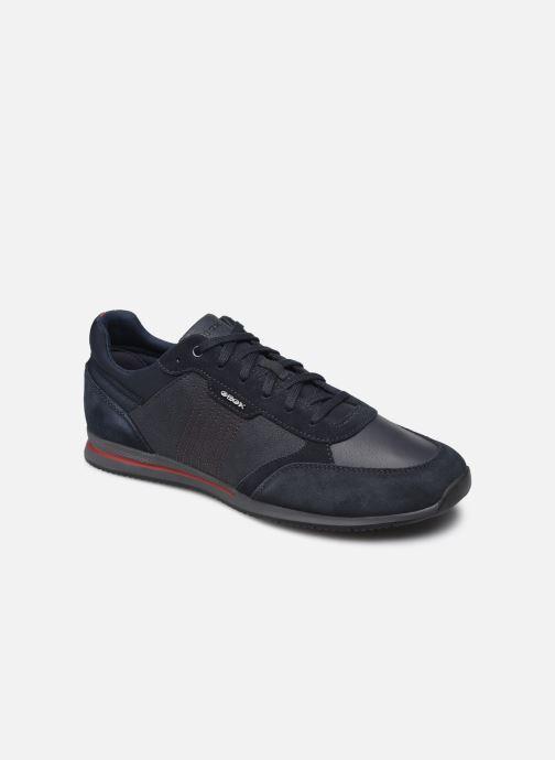 Sneaker Geox U EDIZIONE U16BQA blau detaillierte ansicht/modell