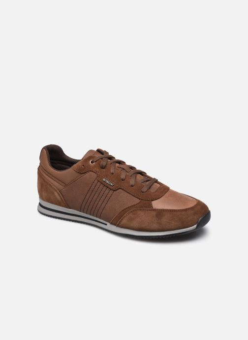Sneaker Geox U EDIZIONE U16BQA braun detaillierte ansicht/modell