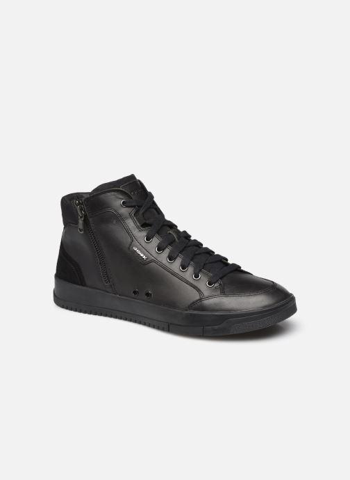 Sneaker Geox U SEGNALE U16AGC schwarz detaillierte ansicht/modell