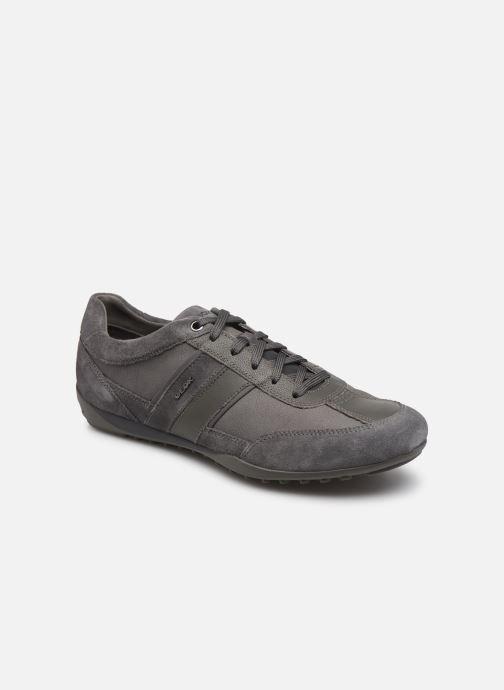 Sneaker Geox U WELLS U52T5C grau detaillierte ansicht/modell