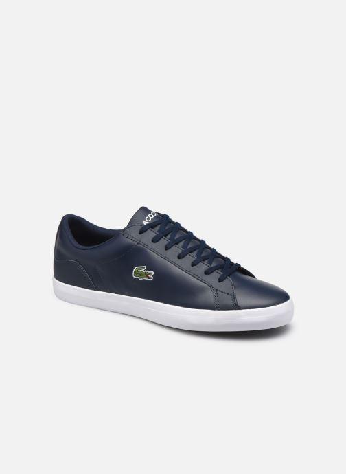 Sneakers Lacoste Lerond 0121 1 Cma M Zwart detail