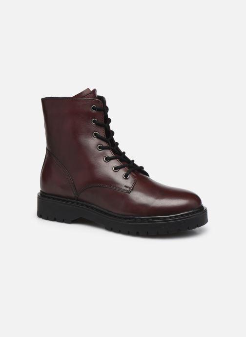 Stiefeletten & Boots Geox D BLEYZE D16QDA weinrot detaillierte ansicht/modell