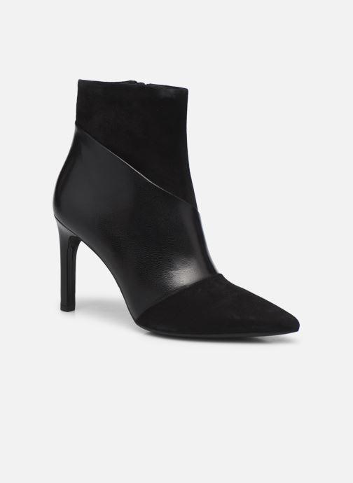 Bottines et boots Geox D FAVIOLA D168UB Noir vue détail/paire