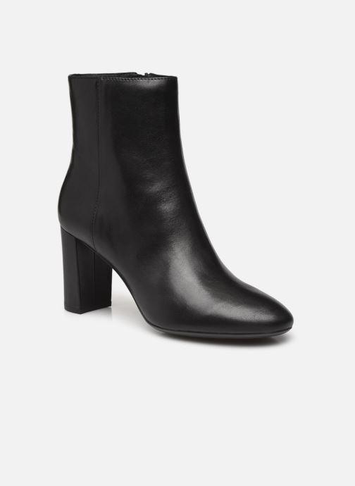 Stiefeletten & Boots Geox D PHEBY 80 D16QPF schwarz detaillierte ansicht/modell