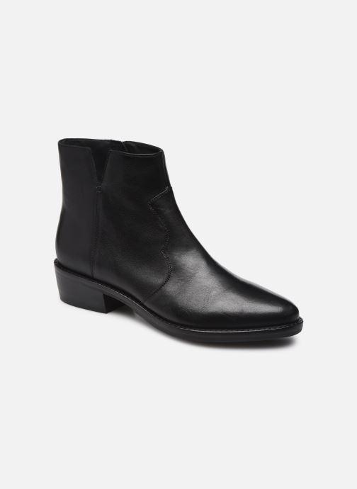 Stiefeletten & Boots Geox D TEOCLEA D16QBC schwarz detaillierte ansicht/modell
