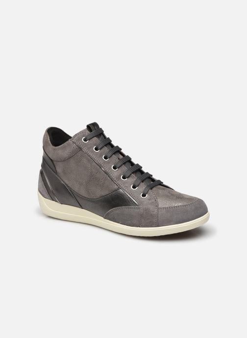 Sneakers Geox D MYRIA D1668A Grigio vedi dettaglio/paio